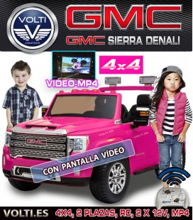 TODOTERRENO GMC 4 RUEDAS MOTRICES VERSION SUPERIOR