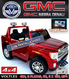 GMC 4 RUEDAS MOTRICES VERSION SUPERIOR