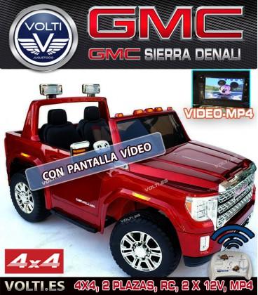 GMC 4 RUEDAS MOTRICES VERSION SUPERIOR