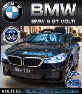 BMW 6 GT POTENCIA 70 WATIOS 12 VOLTIOS 2 MOTORES