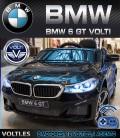 BMW 6 GT COCHE ELECTRICO COLOR NEGRO