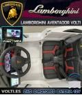 LAMBORGHINI AVENTADOR CON PANTALLA VIDEO MP4
