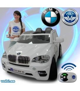 COCHE ELECTRICO INFANTIL BMW X5