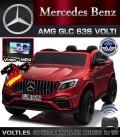 MERCEDES BIPLAZA GLC 63S 180 WATIOS 4 MOTORES TRACION TOTAL PANTALLA VIDEO