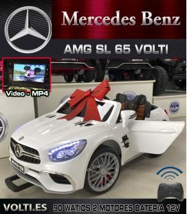 MERCEDES BENZ AMG POTENCIA 90 WATIOS SL 65 2 MOTORES