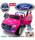 COCHES ELECTRICO INFATIL FORD RANGER