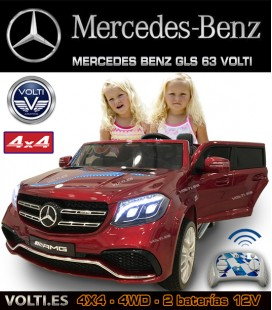 MERCEDES BENZ 2 PLAZAS AMG 4WD