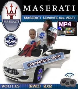 MASERATI LEVANTE 2 RUEDAS MOTRICES