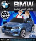 BMW X6 M BIPLAZA PINTADO EN COLOR AZUL METALIZADO