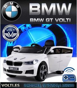 COCHE ELECTRICO INFANTIL BMW X6
