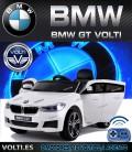 BMW 6 GT COCHE ELECTRICO INFANTIL