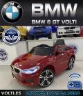 BMW 6 GT COCHE INFANTIL VOLTI