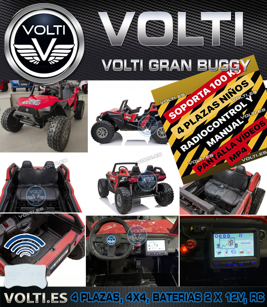 BUGGY VOLTI