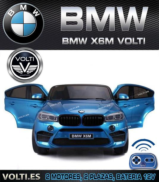 BMW-X6-BMW-X6M-para-ninos