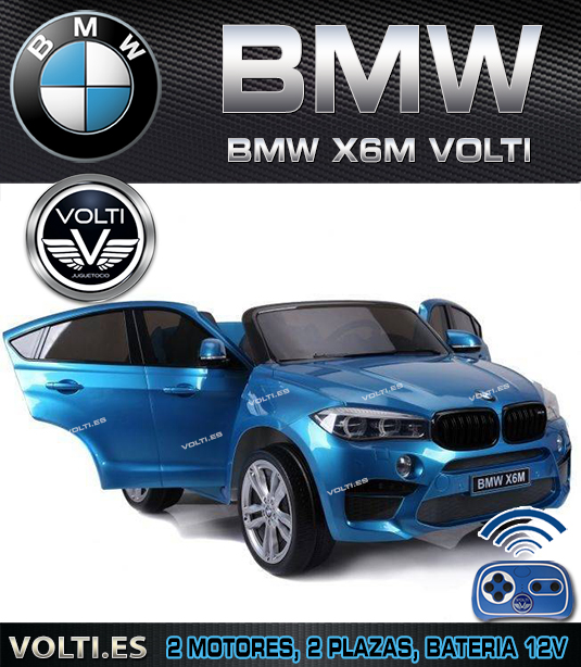 coche-para-nino-bmw-x6