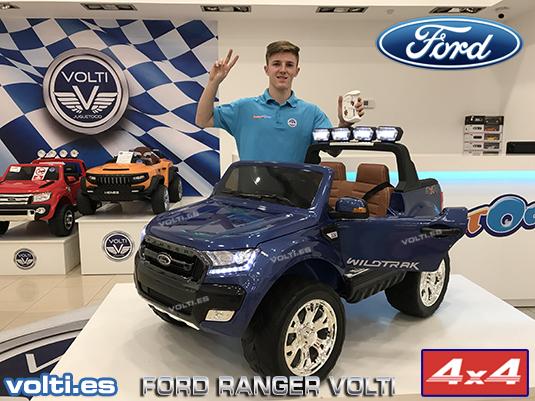 coches-electricos-infantiles-ford-para-niños