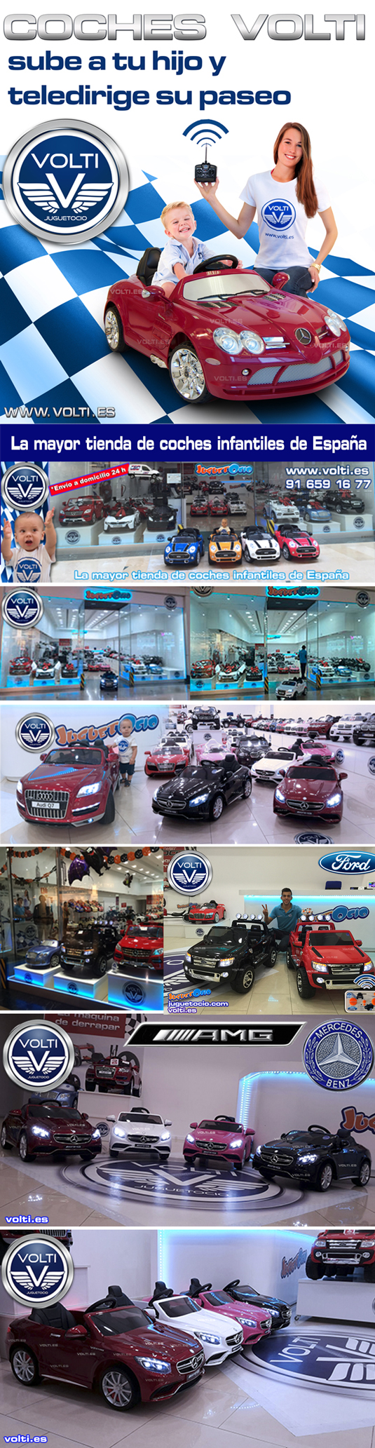 coches-electricos-infantiles-jugueteria-coches-electricos-volti