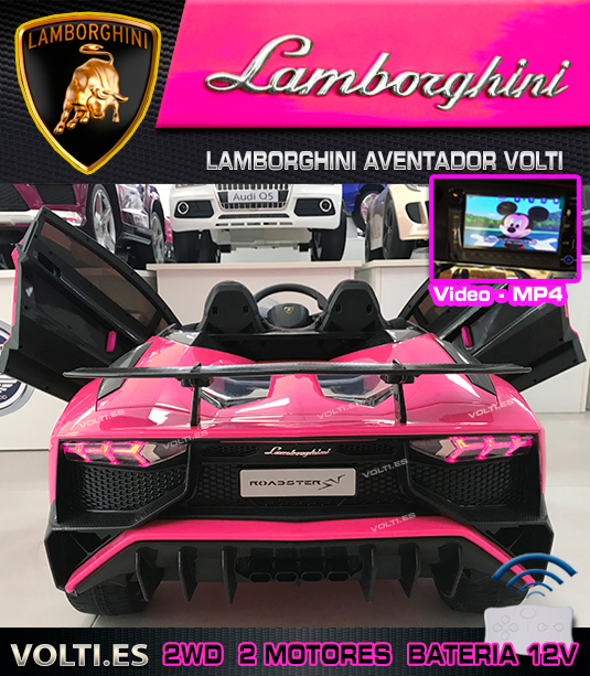 coche-rosa