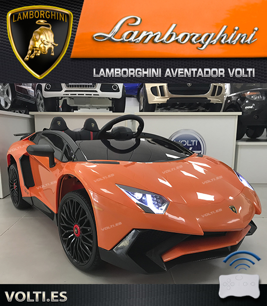 Lamborghini-coche-para-ninos