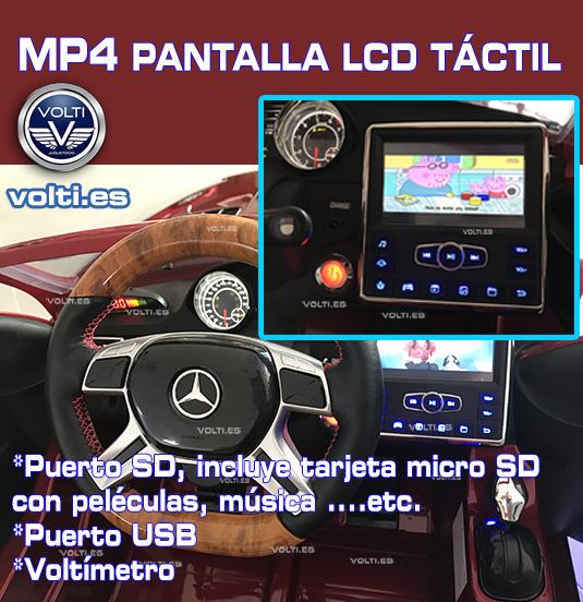 coche-electrico-infantil-coche-para-niño-mercedes-coches-volti